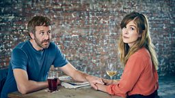BBC Two acquires Nick Hornby short-form series State Of The Union, starring Rosamund Pike and Chris O'Dowd