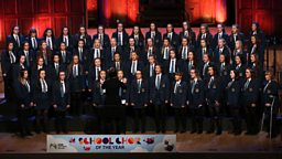 On top of the world - Ebrington Primary School and Thornhill College win BBC Northern Ireland School Choir Of The Year