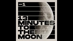 13 Minutes To The Moon: new BBC Podcast tells the story of the people behind the Apollo 11 moon landing