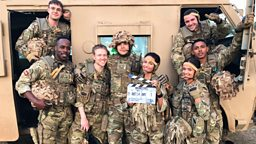 Further casting announced as Michelle Keegan begins filming the fourth series of BBC One's Our Girl