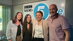 Winner of Rachael Bland New Podcast Award to explore life in recovery