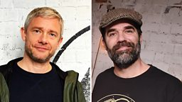 Actors Rob Delaney and Martin Freeman coming to BBC Radio 6 Music