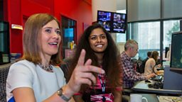 BBC launches scheme to get women into tech careers