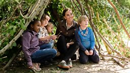 HRH The Duchess of Cambridge appears on Blue Peter special that launches unique Royal Garden Competition