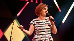 BBC Ouch invites storytellers with disabilities to share a stage with comedian Laura Lexx at Edinburgh Festival