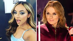 Geri Horner and Jade Thirlwall join BBC Three's RuPaul's Drag Race UK as extra special guest judges