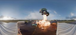 TOP GEAR 360 TURNS FANS INTO STUNT DRIVERS