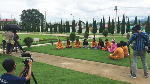 Research briefing: How a multi-media project supports peacebuilding in Myanmar
