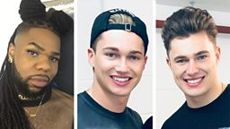 All-star coaches, MNEK  and AJ and Curtis Pritchard put the queens through their paces