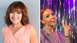 Snatch Game is confirmed for RuPaul's Drag Race UK as Lorraine Kelly and Stacey Dooley complete the celebrity guest line-up