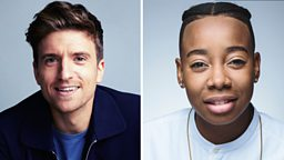 Record listening figures for Greg James and Dotty on Radio 1 and Radio 1Xtra