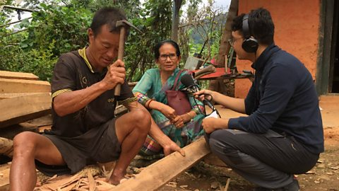 Research briefing: Supporting earthquake-affected communities through radio in Nepal