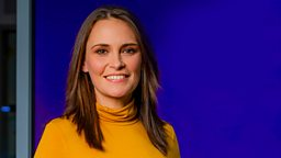 Laura Miller joins Reporting Scotland presenting team