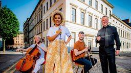 Emeli Sandé's Street Symphony
