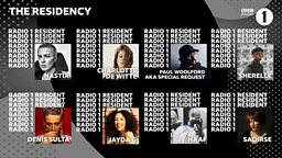 Nastia, Denis Sulta, Saoirse and Sherelle join the new line-up for BBC Radio 1's Residency