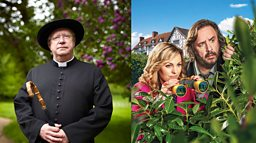 BBC Studios is recommissioned to produce more series of Daytime Crime Dramas Shakespeare and Hathaway – Private Investigators and Father Brown