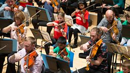 Back to school for BBC Scottish Symphony Orchestra