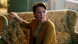 An interview with Lesley Manville