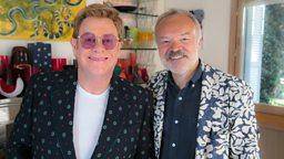 Sir Elton John on the BBC this autumn