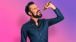 BBC Radio 2 announces Rylan's 24 hour karaoke challenge for BBC Children in Need