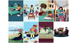 'Take 15 Minutes' for Book Week NI 2019