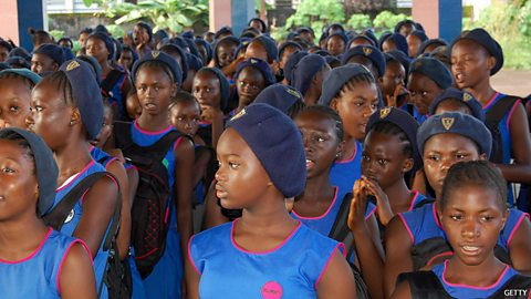 Empowering adolescent girls in Sierra Leone