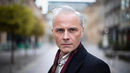Interview with Mark Bonnar