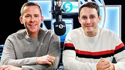Scott Mills to present Saturday morning show on BBC Radio 5 live