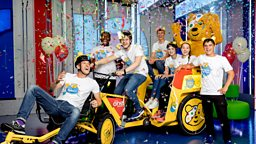 BBC Children In Need and The One Show's Rickshaw Challenge return for 2019