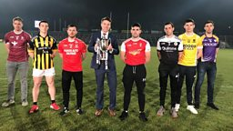 BBC Sport NI enhances coverage of Ulster Senior Football Club Championship