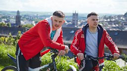 BBC Three comedy The Young Offenders will return for a third series