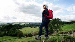 Artist Shanaz Gulzar introduces her favourite Yorkshire walks in a new series for BBC Four
