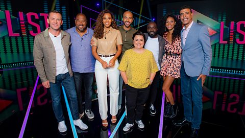Meet the stars taking part in a special celebrity episode of BBC One's The Hit List