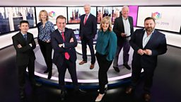 BBC NI announces comprehensive multiplatform coverage of the 2019 General Election in Northern Ireland