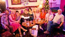 BBC television Christmas programming