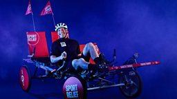 Gareth Thomas' Tour De Trophy