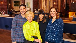 BBC One announces contestants taking part in Celebrity Best Home Cook