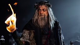 Andy Serkis (Ghost of Christmas Past)