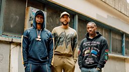 The Rap Game UK returns for more bars on BBC Three