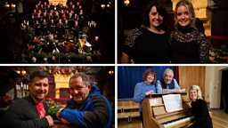 Singing The Messiah - a new two-part series for BBC Northern Ireland