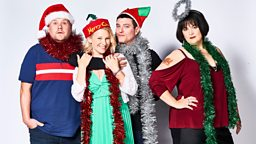 Gavin & Stacey Christmas Special is the BBC's biggest ever TV programme outside of sporting and national events
