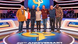 A Question Of Sport 50th Anniversary