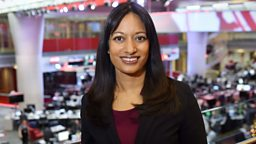 Dharshini David has been appointed Global Trade Correspondent for BBC News