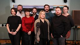 How To Have A Northern Irish Wedding - a new comedy drama for BBC Radio Ulster