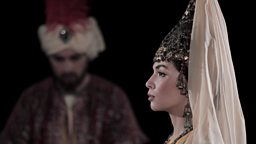 BBC News Uzbek traces the footsteps of the forgotten Begums of the Mughal dynasty