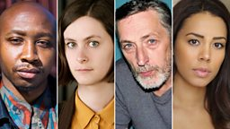 BBC drama is the primary incubator for storytelling talent in the UK - Piers Wenger backs four new writers and discusses the exciting ways we are engaging audiences