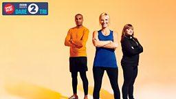 Jo Whiley's Dare 2 Tri for BBC Radio 2's Sport Relief Challenge