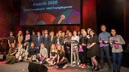 BBC Young Reporter: 2,000 aspiring young BBC reporters shine in national competition