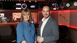 Tara Mills and Declan Harvey to host BBC Radio Ulster's drivetime news programme