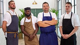 Great British Menu: London and South East
